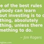 Jim Rogers on Patience