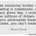 Bruce Kovner on Stress