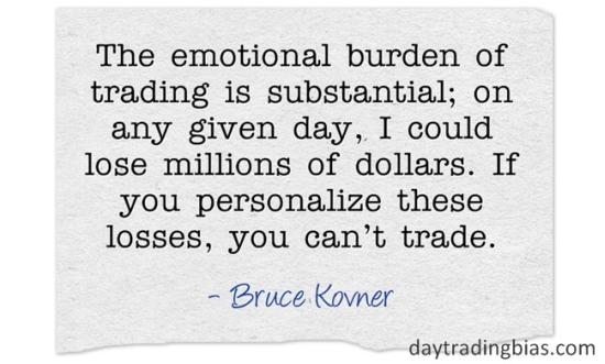 Bruce Kovner on Stress
