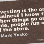 Mark Yusko on Investing