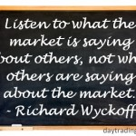 Richard Wyckoff on Trading