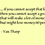 Van Tharp on Trading System