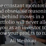 Ali Meshkati on Reasoning