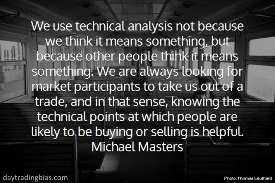 Michael Masters on Technical Analysis