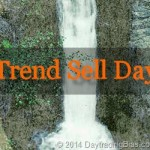 Emini S&P Day Trading Pattern: Trend Sell Day (Signal ID – Trend Sell)