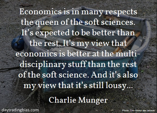 Charlie Munger on Economics