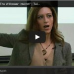 Kelly McGonigal: The Willpower Instinct
