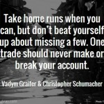 Vadym Graifer & Christopher Schumacher on Home Runs