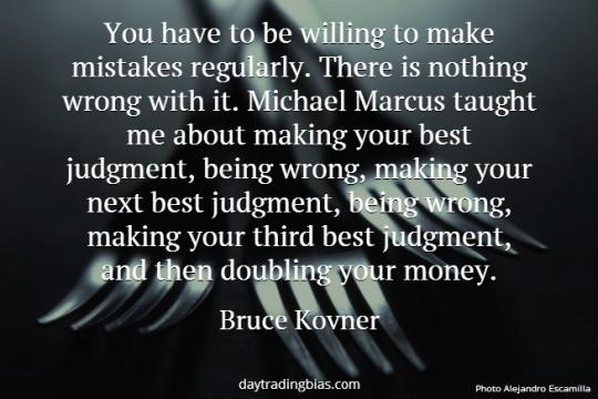 Bruce Kovner on Best Judgment