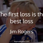 Jim Rogers on Loss