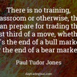 Paul Tudor Jones on Last Third