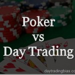 Poker vs Day Trading. DaytradingBias.com