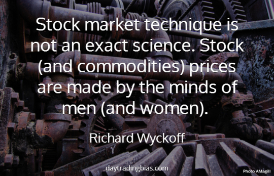 Richard Wyckoff on Trading Technique