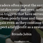 Brenda Jubin on Mistakes