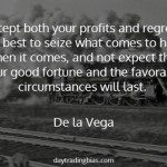 Joseph de la Vega on Expectations