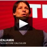 Arthur Benjamin: Teach Statistics Before Calculus!