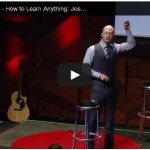 Josh Kaufman: The First 20 Hours – How to Learn Anything