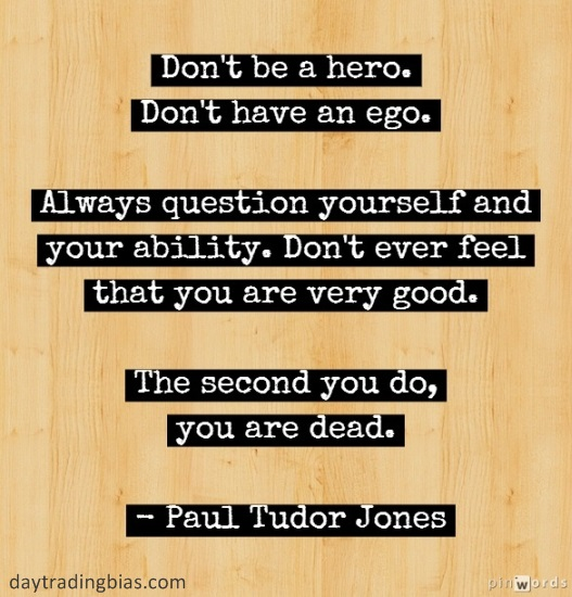 Paul Tudor Jones on Awareness