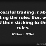William O'Neil on Success