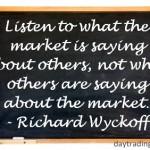 Richard Wyckoff on Trading