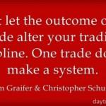 Vadym Graifer on Discipline