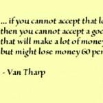 Van Tharp on Trading System