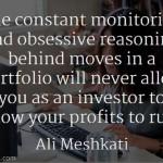 Ali Meshkati on Reasoning