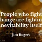 Jim Rogers on Change