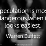 Warren Buffett on Risk