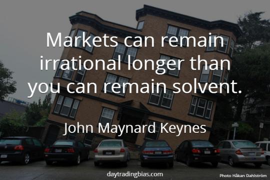 John Maynard Keynes on Irrational Markets