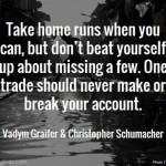 Vadym Graifer & Christopher Schumacher on Home Runs