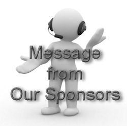 Message from Our Sponsors
