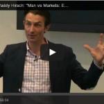 Paddy Hirsch: Man vs. Markets: Economics Explained (Plain and Simple)