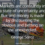 George Soros on Unexpected