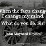 John Maynard Keynes on Facts