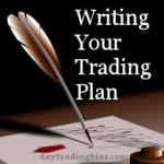 Writing Your First Trading Plan